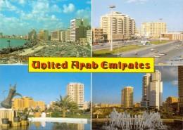 UAR - ABU DHABI, Multi View - Ver. Arab. Emirate