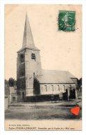 27475-LE-59-Eglise D'HEM-LENGLET.Incendiée Par La Foudre Le 7 Mai 1907-------attelage - Frankrijk
