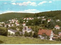 3550 MARBURG - MARBACH, Ortsansicht - Marburg