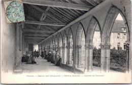 77 PROVINS ---- Abbaye Des Cordeliers - Cloitre Du Couchant. - Provins