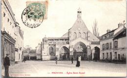 77 PROVINS ---- Vue Sur L'église Saint-ayoul. - Provins