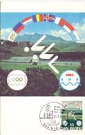 SAN MARINO PRIMI  GIOCHI PICCOLI STATI 1985  (F160034) - Giochi Olimpici