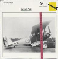Vliegtuigen.- Parnall Pipit - Jachtvliegtuigen. -  Groot-Brittannië - Vliegtuigen