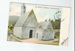 GLENDALOUGH   2501. 7   ST KEVIN'S KITCHEN 1908 - Wicklow