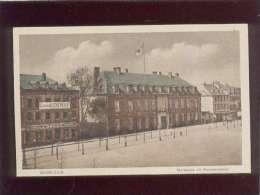 Saarlouis Marktplatz Mit Kommandantur édit. Ludwig Pieper , Couleur - Kreis Saarlouis