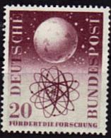 ALLEMAGNE  N° 88  * *  ( Cote 14e ) Sciences Terre Globe - Atomo