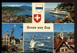 B1027 GRUSS AUS ZUG - ZG Zoug