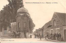 """28 - PIERRES,  LE PAVILLON (MAISON DE L'EDITEUR DE LA CPA """"HACHE-PLANCARD"""") - France"""