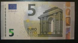 5 EURO T003I3 Ireland Serie TC Draghi Perfect UNC - EURO