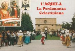 L´AQUILA - LA PADRONANZA CELESTIANIANA - L'Aquila