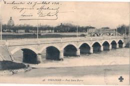TOULOUSE  Pont Saint Pierre TTBE - Toulouse