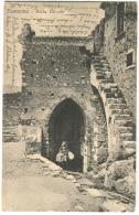 TAORMINA Porta Catania Andata 1925 - Messina