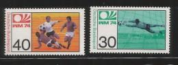 ALEMANIA 1974 COPA MUNDIAL DE FUTBOL DEPORTE - Copa Mundial