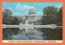 A280/317 Washington U.S. Capitol - Cartes Postales