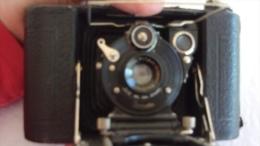 Appareil Photo A Soufflet ZEISS IKON ICARETTE - Cameras