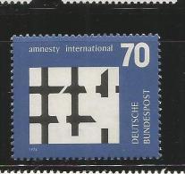 ALEMANIA 1974 AMNISTIA INTERNACIONAL - Refugiados