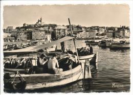PK-CP Frankreich-France, Marseille, Gebraucht, Siehe Bilder!*) - Vieux Port, Saint Victor, Le Panier