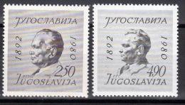 Yugoslavia,The Death-J.B.Tito 1980.,MNH - 1945-1992 Socialist Federal Republic Of Yugoslavia