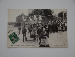 6102 - LESNEVEN - Arrivée De Monseigneur Dupare - Procession - Lesneven