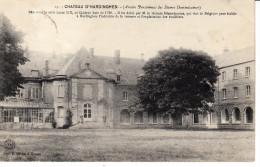 Hardinghen () Le Chateau De 1720 édifié Par La Vicomte Désandrouins - Altri Comuni