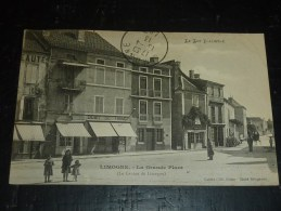 LIMOGNE - LA GRANDE PLACE (le Canton De Limogne) - 46 LOT (N) - Otros Municipios