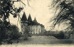LUBERSAC - CORREZE  -  (19) - CPA. - France