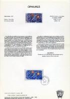 DOCUMENT TAAF : France T.A.A.F : Année 1987  N° 122 - Brieven En Documenten