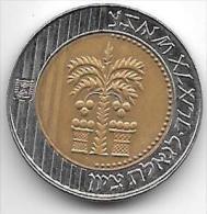 *israel 10 New Sheqalim 1995  Km 270   Xf+ - Israel