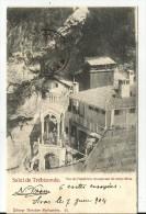 Turkey - Salut De TREBIZONDE - Vue De L'interieur Du Couvent Du Mont Mela, Used 1904 - Edit. T. Stylianides No. 24 - Turkey