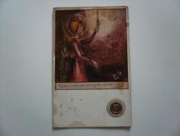 Belle Arti - Gioventù Femminile Cattolica Italiana - Viaggiata 1925 - Pittura & Quadri
