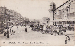 3135156Le Havre, Notre Dame Et La Rue De Paris - Non Classificati