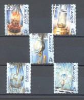 Alderney - 2002 Electrification Of The Lighthouse MNH__(TH-14278) - Alderney