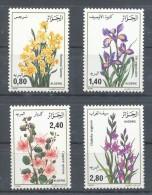 Algeria - 1986 Flowers MNH__(TH-6389) - Algerije (1962-...)