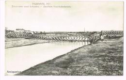 Przemysl - Premissel - 1915- Pologne- Zniszczony Most Kolejowy-Zerstörte Eisenbahnbrücke - Pologne
