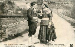 FRANCE - Types Des PYRENEES - Les Adieux Du Concript   - VG Ehnic - Europe