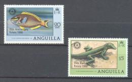 Anguilla - 1980 Rotary Overprints MNH__(TH-11694) - Anguilla (1968-...)