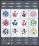 Canada - 2005 NHL Block MNH__(THB-5010) - Blocs-feuillets