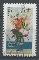 "France, Painting By Auguste Renoir ""Gladiolus"", 2015, VFU - Used Stamps"