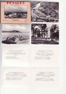 RENAULT - Régie Nationale (usine De Billancourt,Flins,Le Mans, Choisy Le Roi) Pochette De 20 Vues 6,5x9 - Cartes Postales