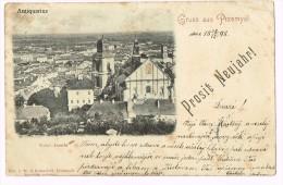 Gruss Aus Przemysl - Premissel - 1898 - Pologne