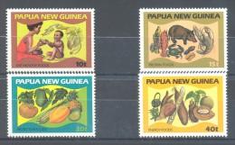 Papua New Guinea - 1982 Food And Nutrition MNH__(TH-10092) - Papua New Guinea