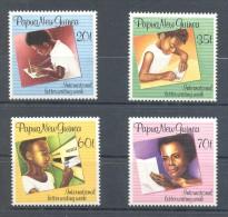 Papua New Guinea - 1989 Week Of Letter Writing MNH__(TH-2986) - Papoea-Nieuw-Guinea