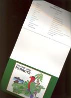 Papua New Guinea - 1996 Parrots Stamp Pack MNH__(THB-4076) - Papouasie-Nouvelle-Guinée