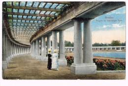 Breslau 1918 - Pergola Im Scheitniger Park - Pologne