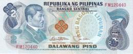 Philippines - Pick 159c - 2 Piso 1978 - Unc - Filippine