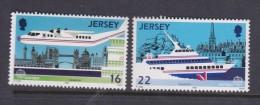 Jersey 1988 Europa MNH - Europa-CEPT