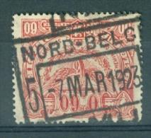 """BELGIE - OBP Nr TR 109 - Cachet  """"NORD-BELGE - NAMUR 5"""" - (ref. AD-2449) - 1915-1921"""