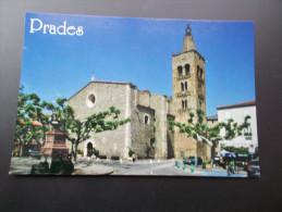 PRADES L'église St. Pierre  Années 70/80 - Prades
