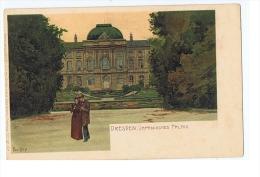 GERMANY - DRESDEN -  PAUL HEY - JAPANESE PALACE - EDIT OTTMAR ZIEHER 1900s - Dresden