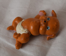 Figurine Jouet Magic Babies Animaux Bébé CHIEN 12PB - Baby Vintage - Figurines